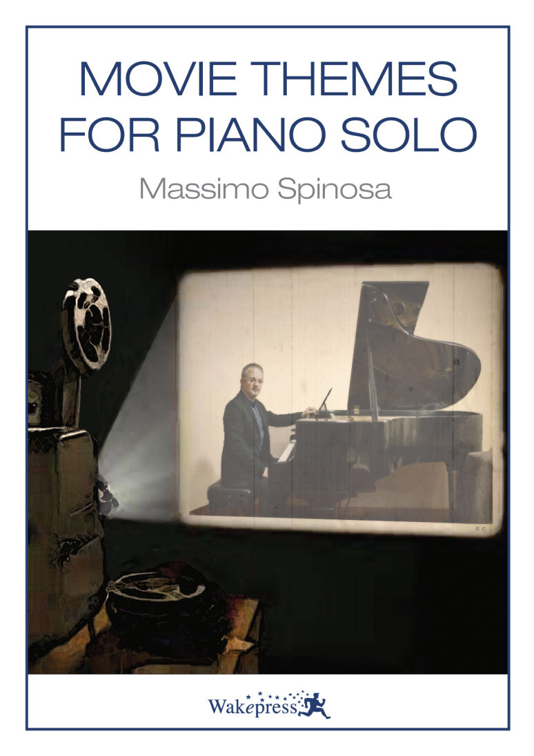 Copertina di MOVIE THEMES FOR PIANO SOLO