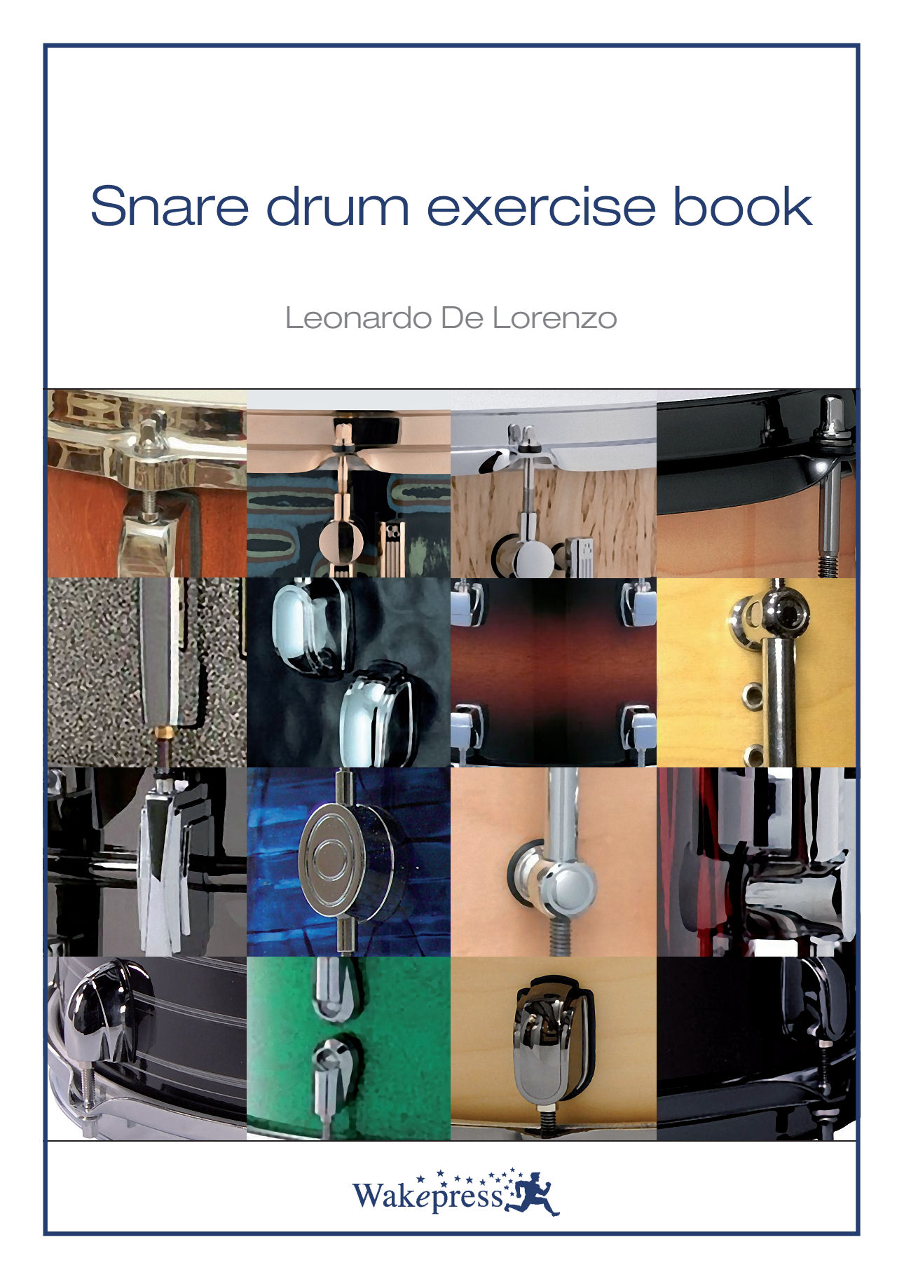Copertina di SNARE DRUM EXERCISE BOOK Vol.1