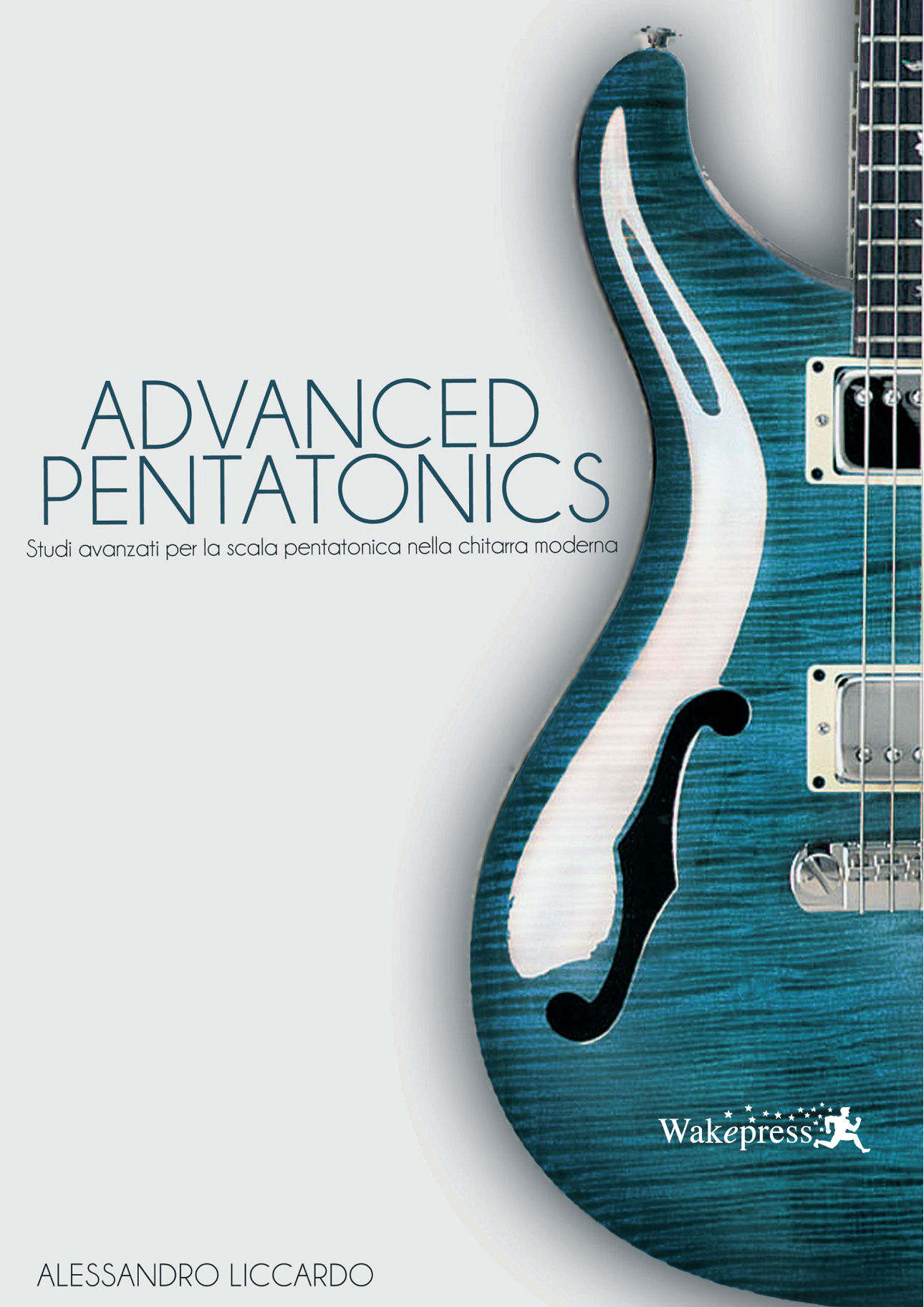 Copertina di ADVANCED PENTATONICS