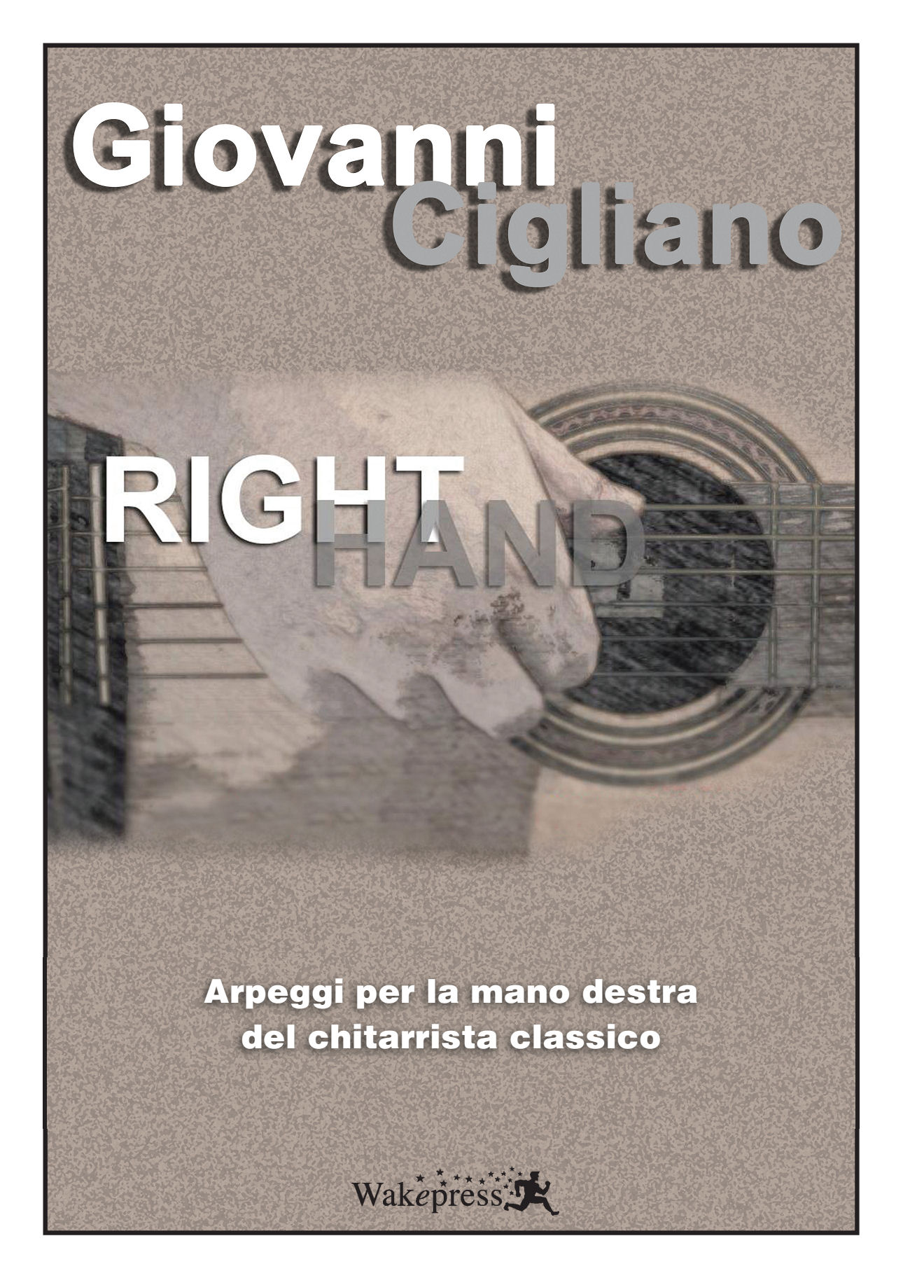 Copertina di RIGHT HAND